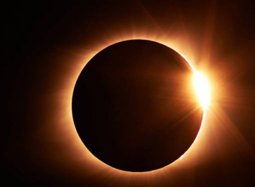 Se viene el gran eclipse solar y en Santa Fe se hará de noche en pleno día
