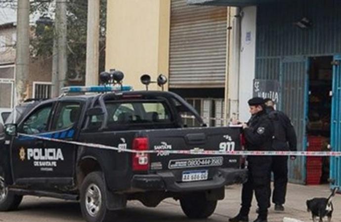 Dos policías detenidos por un caso de extorsión en San Jorge