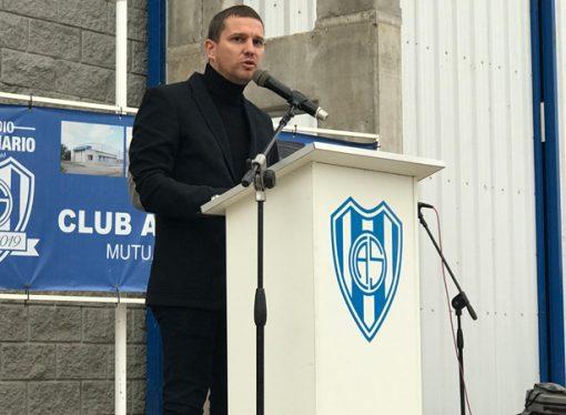 Mariano Scaglia seguirá un nuevo mandato como presidente de Atlético Sastre