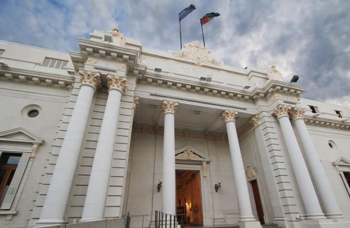 Perotti inaugura el 138º período de sesiones ordinarias de la Legislatura