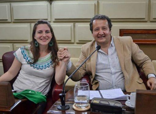 Meier y Del Frade piden frenar los juicios del Arte de Curar