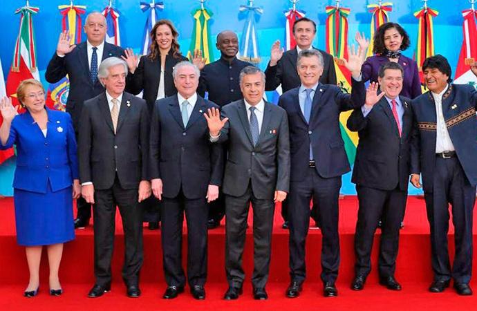 Santa Fe se prepara para recibir a los líderes del Mercosur