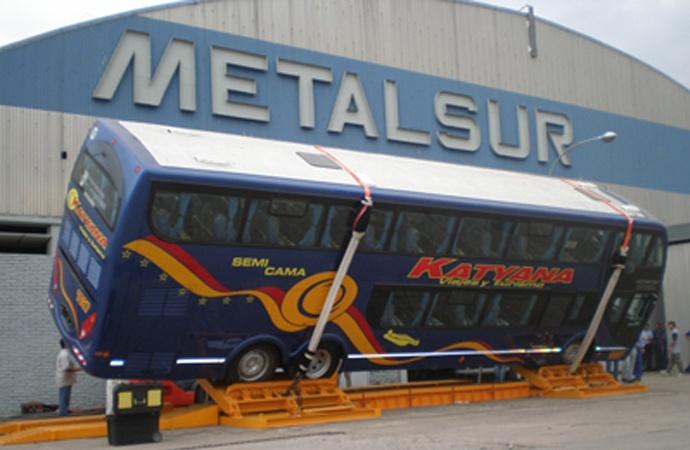 Metalpar (brasileños y chilenos) centrará fabricación de carrocerías en Santa Fe