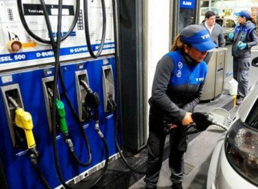 El combustible no aumentará hasta octubre