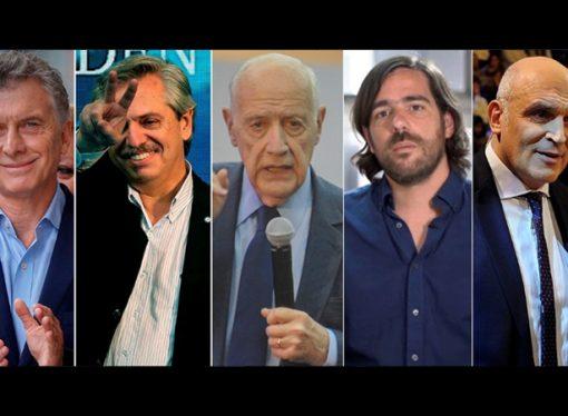 En Sastre, Alberto Fernández se impuso por 259 votos sobre Macri