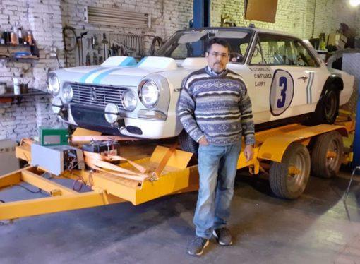 Un homenaje a los legendarios Torinos que hicieron historia en Nürburgring