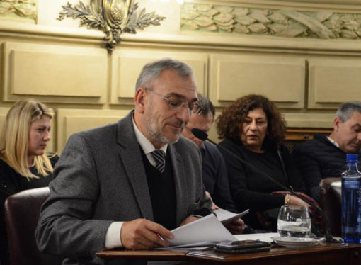 Delegados de Perotti rechazaron la invitación de Lifschitz para acordar el presupuesto