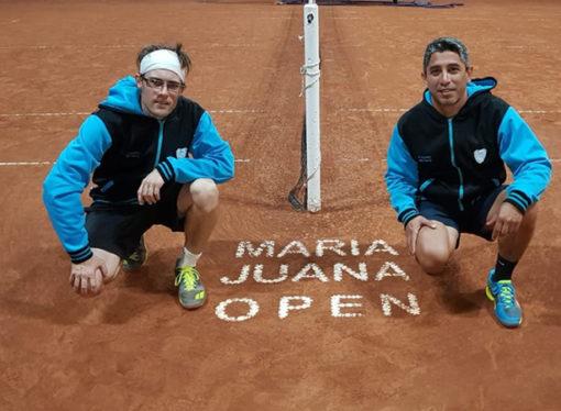 Atl. Sastre fue sub-sede del María Juana Open