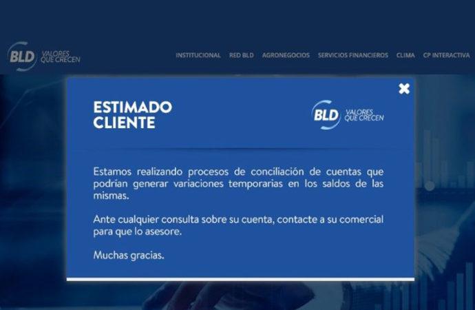 Productores de la región denuncian a la corredora BLD por estafa