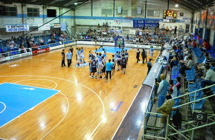 La Academia quiere dar el golpe en Gálvez