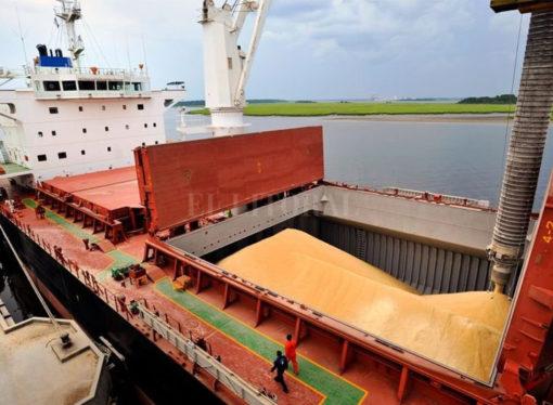 Santa Fe tributó más de 54.000 millones de pesos en derechos de exportación