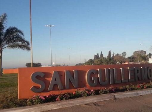 San Guillermo prohíbe la circulación de 18 a 7