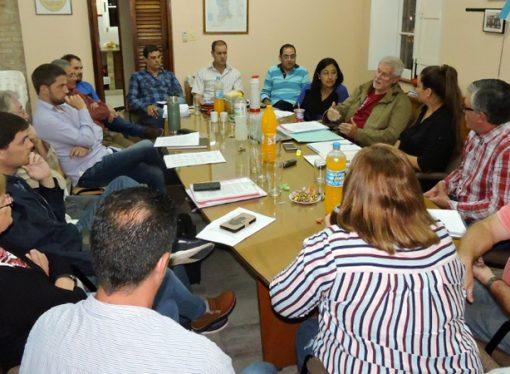 Sastre propone que el Foro de Concejales se reúna a mediados de agosto
