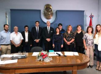 Asumieron nuevas autoridades en San Jorge