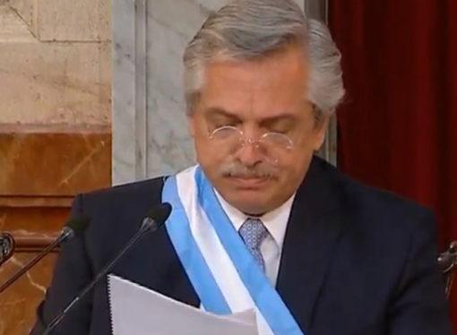 El discurso de Alberto Fernández, según la política santafesina