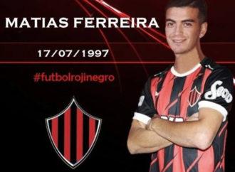 Matías Ferreira es nuevo jugador de San Martín