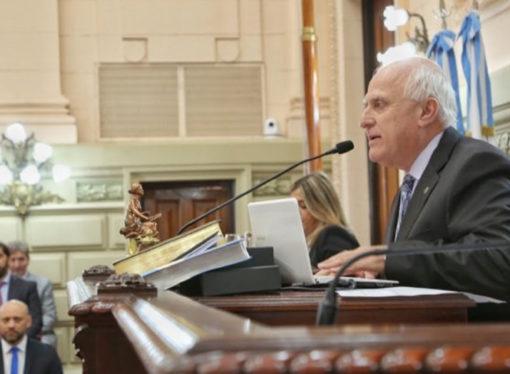 Lifschitz destacó el discurso de Fernández y se despidió de la gobernación en sus redes sociales