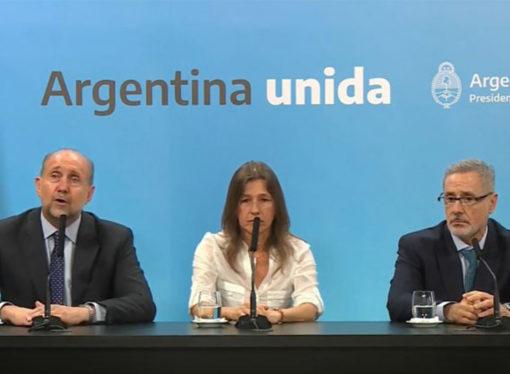 Perotti dijo que con Nación van a cambiar el escenario deficiente que le dejaron en Seguridad