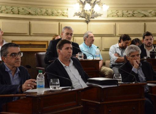 Senadores del PJ respaldan a Perotti y piden reactivar el Plan Abre