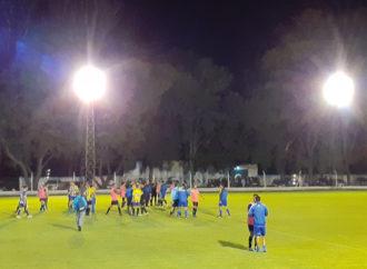La AKD venció a Atlético María Juana en un amistoso