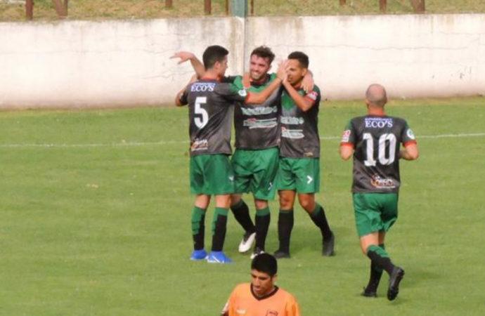 El «Verde» ganó y se metió en Cuartos de Final de la Copa Federación