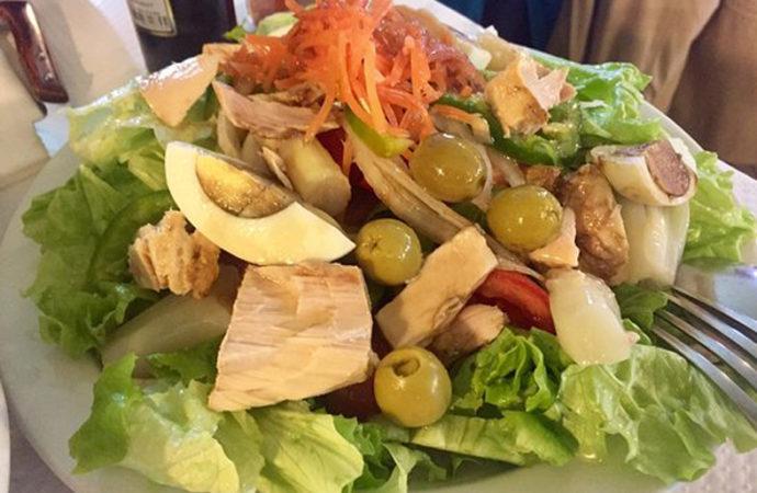 Comedores saludables: agua gratuita y carta para celíacos y vegetarianos