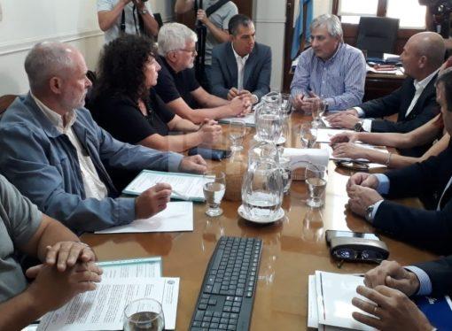 Se reunió la paritaria central: no hubo propuesta salarial