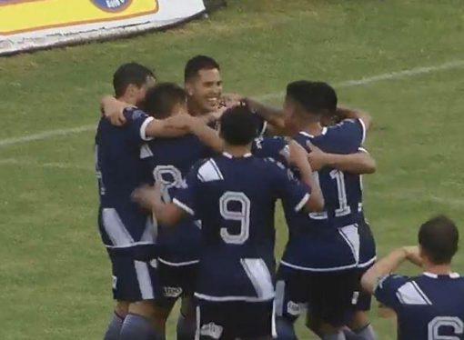 Regional: Ben Hur goleó a Atl. San Jorge en el debut de la segunda Fase