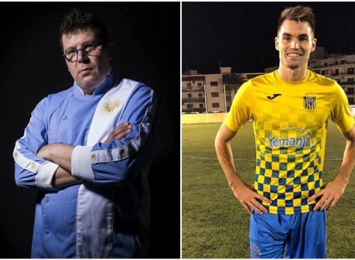 Coronavirus en España: así pasan sus días un cheff y un futbolista de la región