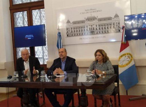 """""""Ya hay circulación de coronavirus en Santa Fe"""", afirmaron desde el gobierno provincial"""