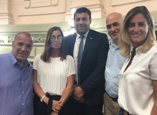 Diputados de Juntos por el Cambio acompañarán la ley de Necesidad Pública