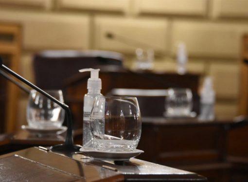 El Senado provincial aprobó el endeudamiento para enfrentar la pandemia del coronavirus