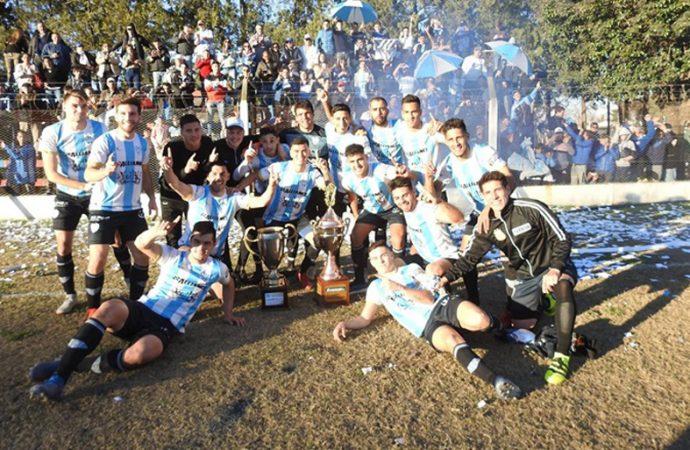 Para no extrañar el fútbol: reviví Atl. Sastre campeón del Apertura 2019