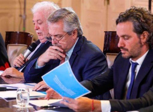 """El lunes se retoman actividades en provincias """"sin circulación viral"""""""