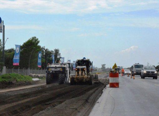 En medio de la cuarentena, Nación reanuda la obra pública en Santa Fe