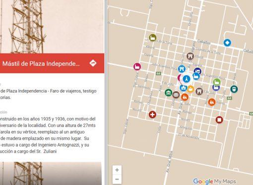 Para viajar en el tiempo: el Museo lanzó un recorrido virtual por Sastre