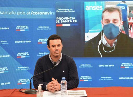 Tarjeta Alimentar:  La provincia lleva adelante la última etapa de entrega en todo el territorio santafesino