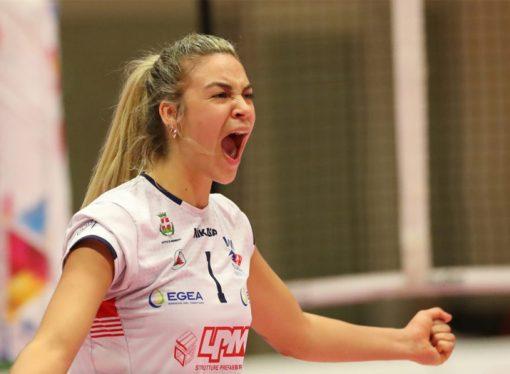 Elina Rodríguez, otra Pantera que jugará en Francia