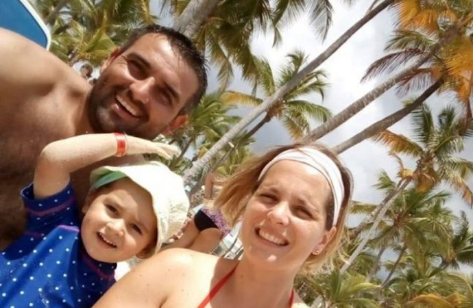 Una familia recuperada del COVID-19 gracias al aislamiento