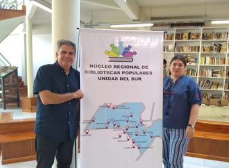 La Provincia destinó fondos para bibliotecas populares
