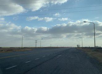 Berra pidió obras viales para el acceso a Sastre sobre ruta 64