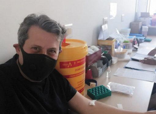 """El argentino que recibió la vacuna contra Covid-19: """"Están convencidos que se distribuiría a principios de 2021"""""""