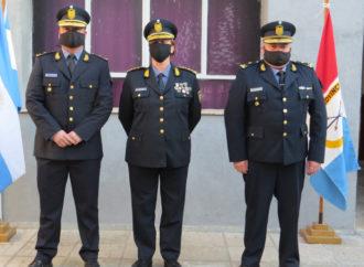 Molineris quedó al frente de la Unidad Regional XVIII