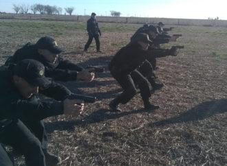 El Cuerpo de Guardia de Infantería de la UR XVIII se capacitó con técnicas especiales