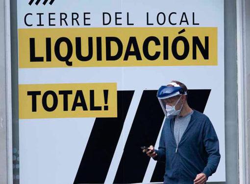 La actividad económica en la provincia de Santa Fe retrocedió 26,6% interanual en abril