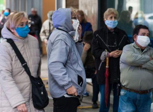 La provincia registró 1.042 contagios y superó los 15.000 casos