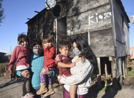 El 2020 terminará con más de 8 millones de niñas y niños pobres en el país