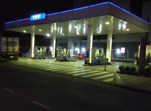 YPF aumentó un 3,5% promedio el precio de sus combustibles