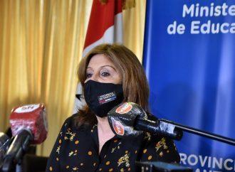 Cantero arremetió contra el socialismo por la conectividad en la provincia