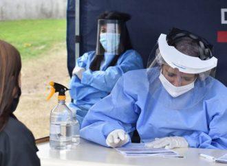 La provincia reportó 196 casos nuevos y seis personas fallecidas por coronavirus